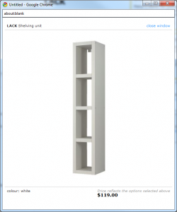 Love the idea of lighting a bookcase. I was just planning to