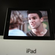 Ipad with tv
